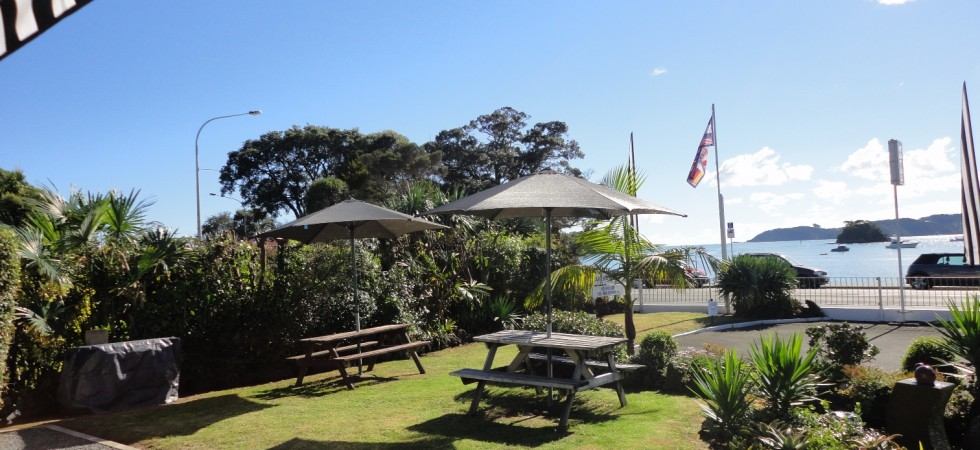 Ala Moana Motel, Paihia, Bay of Islands
