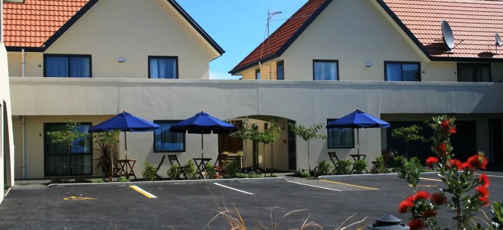 Bella Vista Motel – Kaikoura