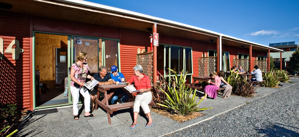 Alpine Holiday Park & Motel – Kaikoura