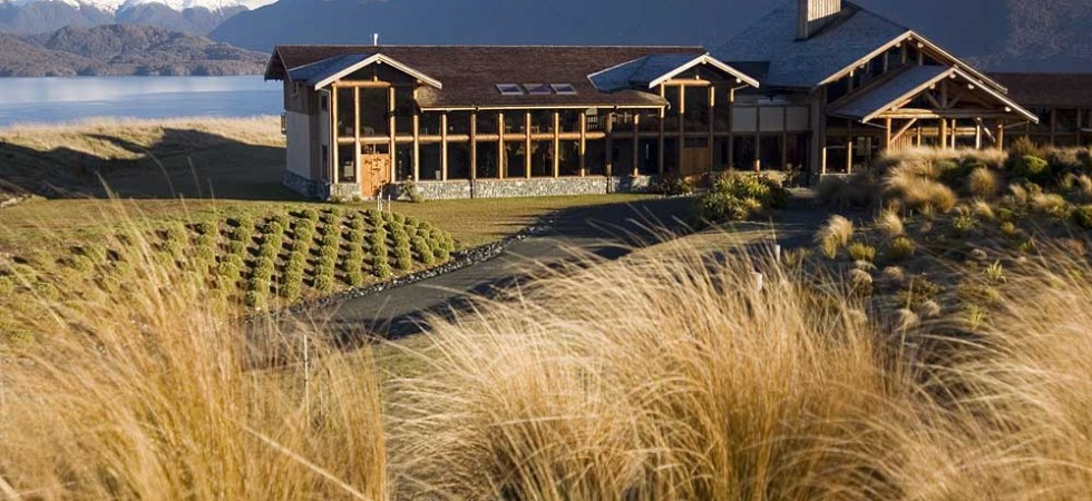 NZ Luxury Lodge – Fiordland Lodge, Te Anau