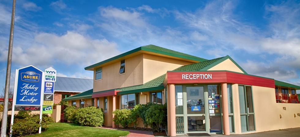 ASURE Ashley Motor Lodge – Timaru