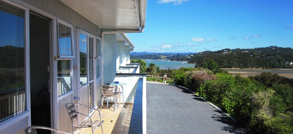 Bali Hai Motel –  Bay of Islands