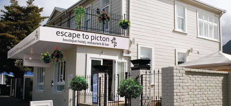 Picton Boutique Hotel – Escape To Picton