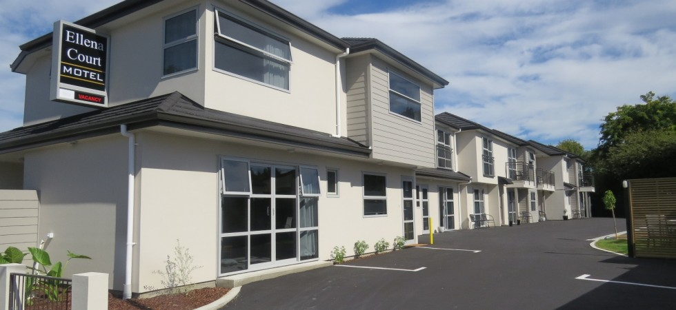 Ellena Court Motel – Blenheim