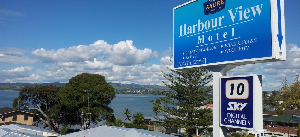 ASURE Harbour View Motel – Tauranga