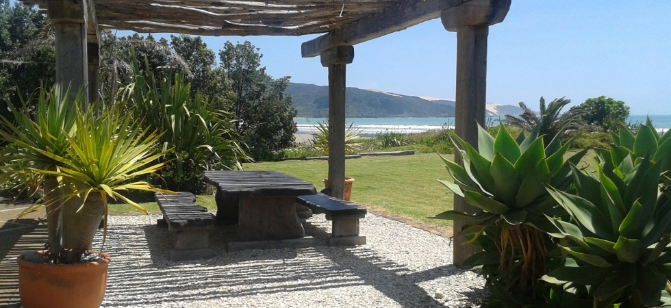 Santa Fe – Ahipara Beachfront Holiday Home