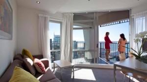 Apartment Accommodation Auckland CBD – Auckland Harbour Oaks