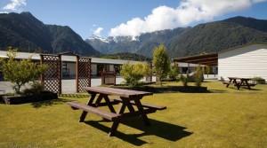 Accommodation Fox Glacier – Lake Matheson Motel