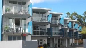 Waterfront Apartments Kaikoura luxury accommodation