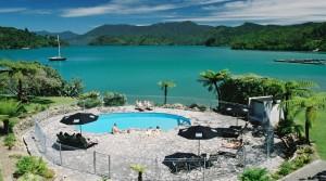 Portage Resort – Accommodation Marlborough Sounds