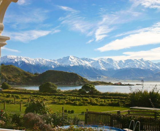 Kaikoura Bed And Breakfast The Point BB