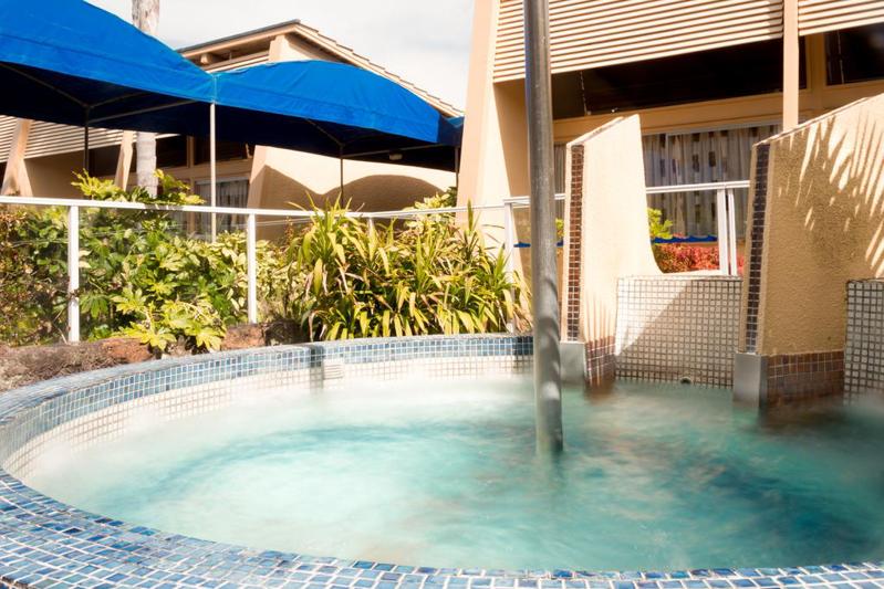 Oasis Beach Resort Taupo