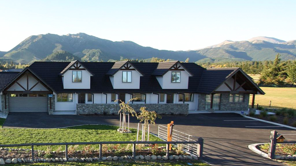 Hanmer Apartments Are The Best Value And Modern Two Bedroom